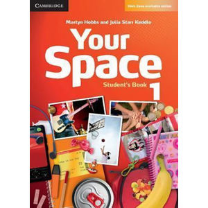 Your Space 1 Students Book - Martyn Hobbs