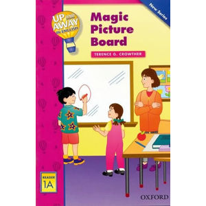 Up and Away Readers 1 Magic Picture Board