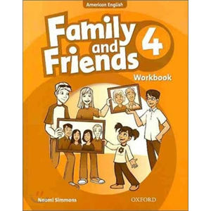 Family and Friends American English 4 Workbook