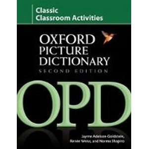 Oxford Picture Dictionary Classic Classroom Activities (2nd)