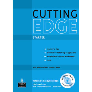 Cutting Edge Starter Teacher´s Book w/ Test Master CD-ROM Pack - Sarah Cunningham