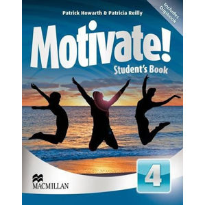 Motivate! 4: Student´s Book Pack - Patrick Howarth