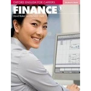 Oxford English for Careers Finance 1 Student´s Book