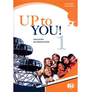 Up to You! 1: Course Book (A1/A2) with Audio CD