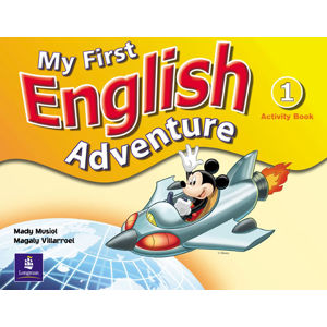 My First English Adventure 1 Activity Book - Active Book - Mady Musiol