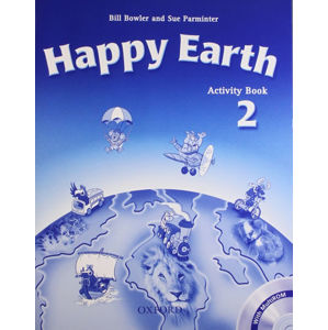 Happy Earth 2 Activity Book with Multi-ROM Pack