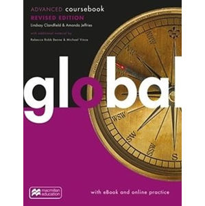 Global Revised Advanced - Coursebook + eBook Pack + MPO