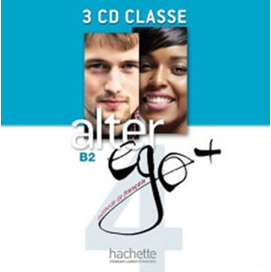 Alter Ego + B2 CD audio classe /3/
