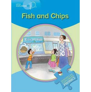 Little Explorers B Phonic: Fish and Chips