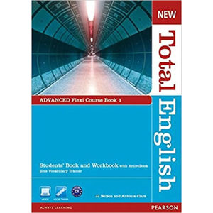 New Total English Advanced Flexi Coursebook 1 Pack - Flexi Course Book 1 Pack