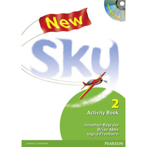 New Sky 2 Activity Book w/ Students´ Multi-Rom Pack - Jonathan Bygrave
