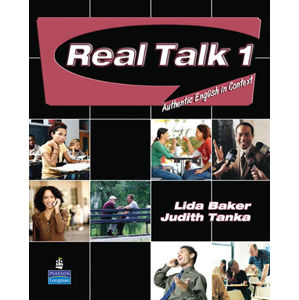 Real Talk 1: Authentic English in Context Students´ Book - Lida Baker