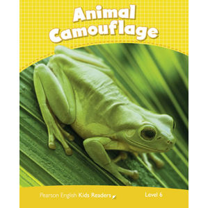 PEKR | Level 6: Animal Camouflage CLIL - Caroline Laidlaw