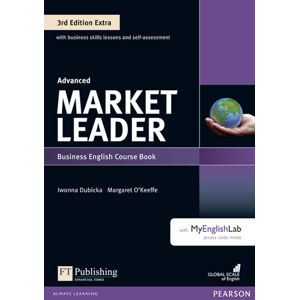 Market Leader 3rd Edition Extra Advanced Coursebook w/ DVD-ROM Pack - Margaret O'Keeffe
