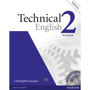 Technical English 2 Workbook w/ Audio CD Pack (w/ key) - Level 2 - Christopher Jacques