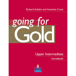 Going for Gold Upper Intermediate Coursebook - Coursebook - Richard Acklam