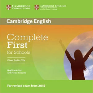 Complete First for Schools Class Audio CDs (2) - Guy Brook-Hart