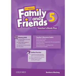 Family and Friends 5 Teacher´s Book Plus (2nd)