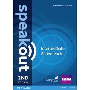 Speakout 2nd Edition Intermediate Active Teach - Antonia Clare, J. J. Wilson