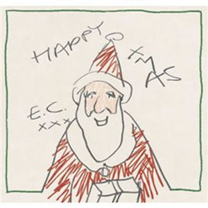 Eric Clapton: Happy Xmas - LP