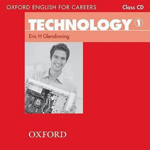 Oxford English for Careers Technology 1 Class Audio CD
