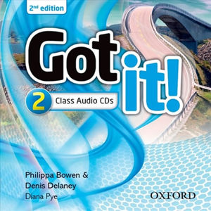 Got It! 2 Class Audio CDs /2/ (2nd)