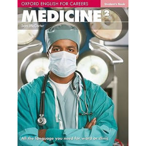 Oxford English for Careers Medicine 2 Student´s Book - Sam McCarter