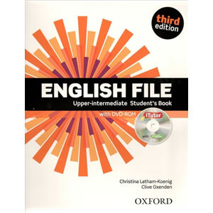 English File Upper Intermediate Student´s Book with Online Skills (3rd) without iTutor CD-ROM