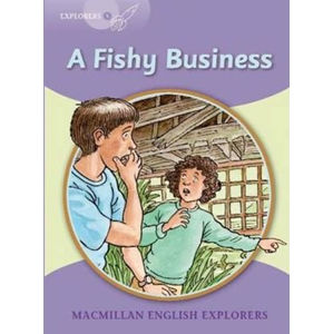 Explorers 5 A Fishy Business Reader