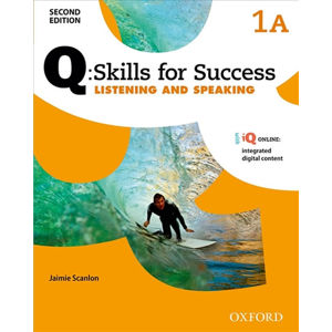 Q Skills for Success 1 Listening & Speaking Student´s Book A (2nd)