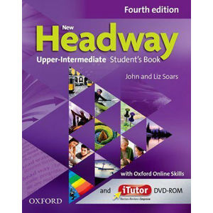 New Headway Upper Intermediate Student´s Book with iTutor DVD-ROM and Oxford Online Skills (4th)