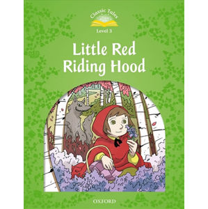 Classic Tales 3 Little Red Riding Hood with Audio Mp3 Pack (2nd)