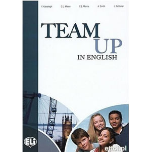 Team Up in English 3-4 Test Resource + Audio CD (4-level version)