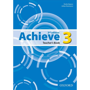 Achieve 2 Teacher´s Book (2nd)
