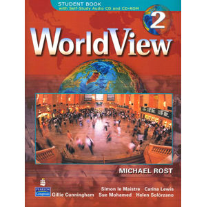 WorldView 2 w/ Self-Study Audio CD - Michael Rost