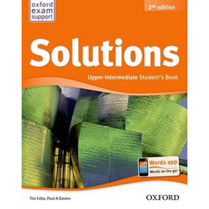 Solutions Upper Intermediate Student´s Book 2nd (International Edition) - Paul A. Davies, Tim Falla