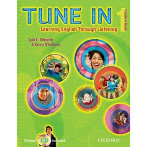 Tune in 1 Student´s Book + Student CD Pack