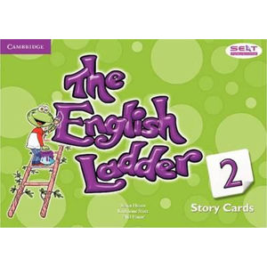 English Ladder Level 2 Story Cards (pack of 69)