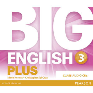 Big English Plus 3 Class CD - Mario Herrera