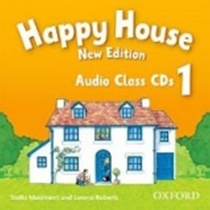 Happy House 1 Class Audio CDs /2/ (New Edition)