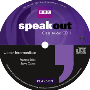 Speakout Upper Intermediate Class CD (x3) - Frances Eales