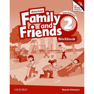 Family and Friends American English 2 Workbook with Online Practice (2nd)