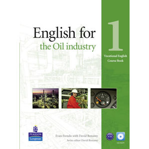 English for the Oil Industry 1 Coursebook w/ CD-ROM Pack - Evan Frendo