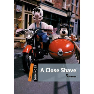 Dominoes 2 A Close Shave with Audio Mp3 Pack (2nd)