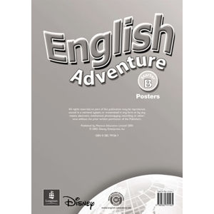 English Adventure Starter B Posters - Posters - Cristiana Bruni