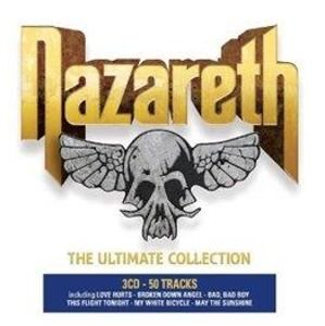 Nazareth: The Ultimate Collection - 3 CD