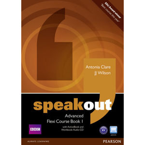 Speakout Advanced Flexi Course Book 1 Pack - Flexi Course Book 1 Pack - J. J. Wilson