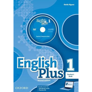 English Plus 1 Teacher´s Book with Teacher´s Resource Disc and access to Practice Kit (2nd) - Ben Wetz