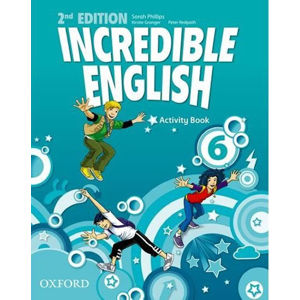 Incredible English 6 Activity Book (2nd)