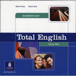 Total English Elementary Class CDs - Class CD - Diane Hall